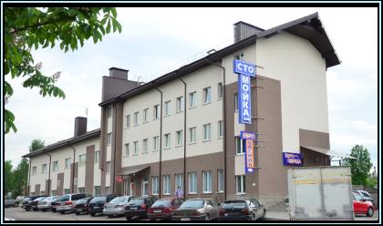 Автомоечный комплекс по ул. П. Глебки, в г. Минске