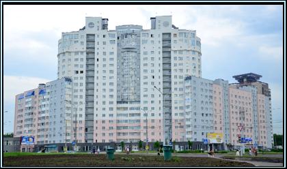 Многоквартирный жилой дом с общественными и административными помещениями в микрорайоне «Лошица-3», в г. Минске