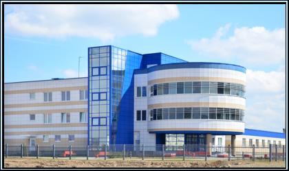 Городская станция скорой медицинской помощи по ул. Голубка, в г. Минске