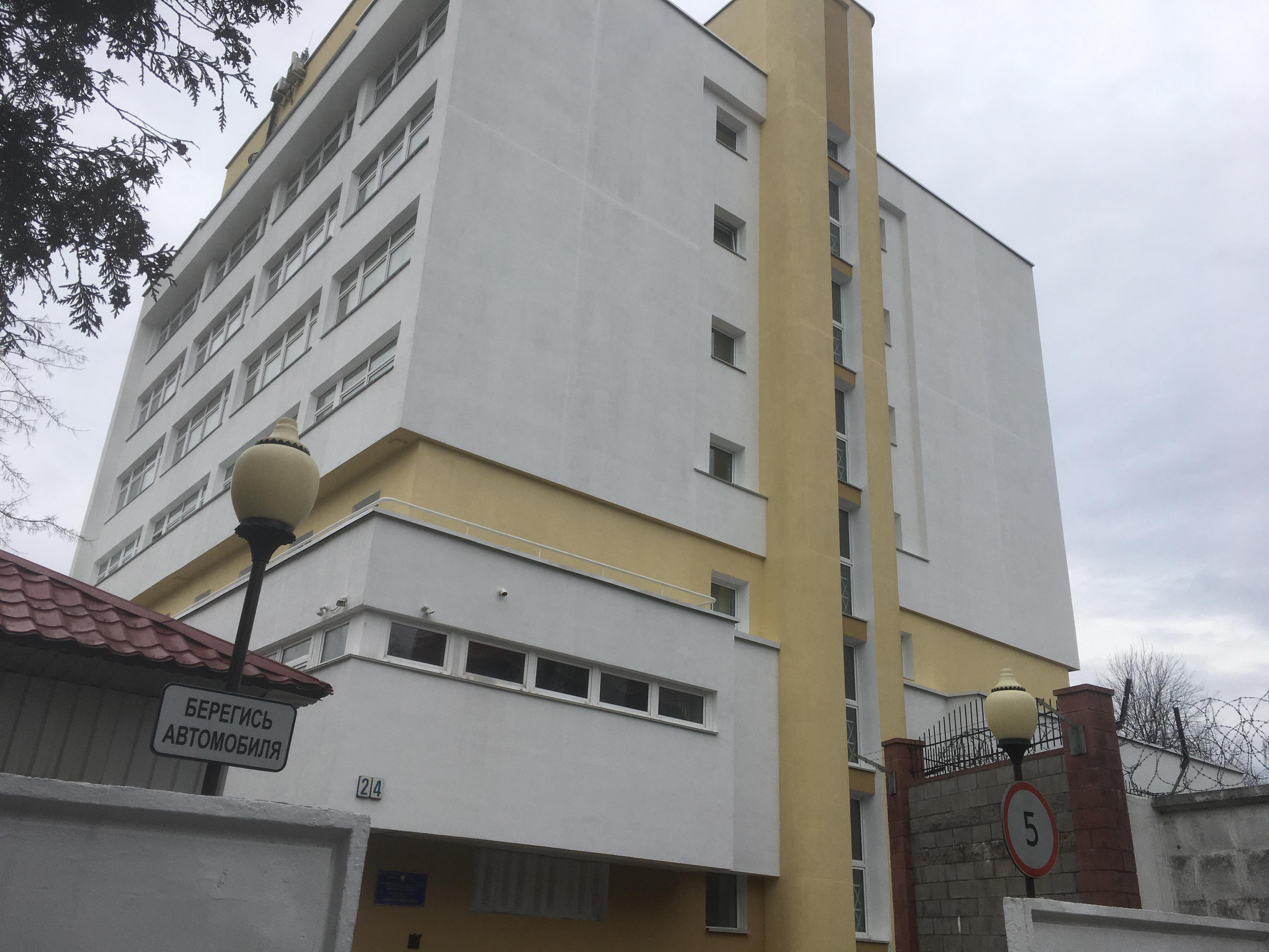Административно-бытовой комплекс, Электродепо Московское