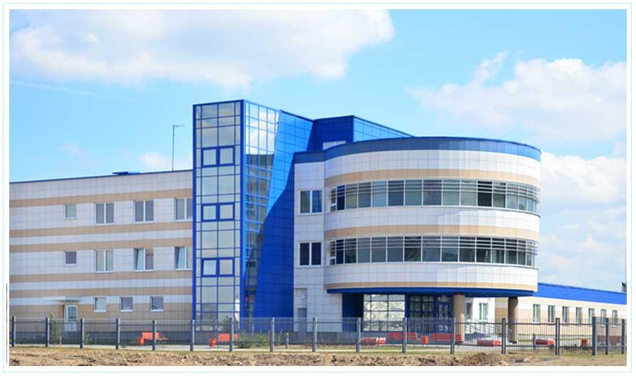 Объекты: Городская станция скорой медицинской помощи по ул. Голубка, в г. Минске
