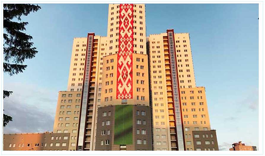 Студенческий жилой комплекс общежитие №2